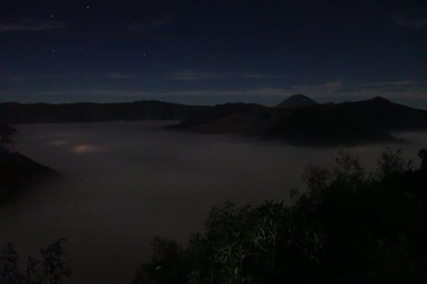 Mount Bromo auf dem Weg zum King Kong Hill