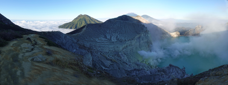 Tour Mount Ijen
