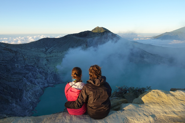 Kratersee Tour Mount Ijen