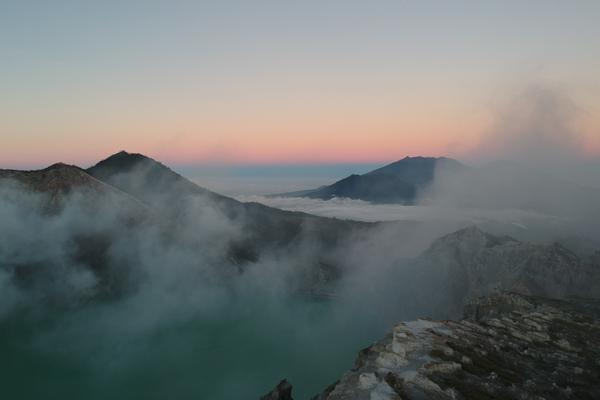 Sonnenaufgang Tour Mount Ijen